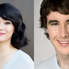 2020 Artists in Residence Michelle Law and Paul Hodge