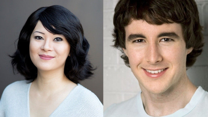 Michelle Law & Paul Hodge