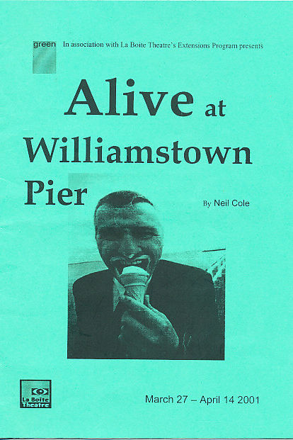 Alive at Williamstown Pier