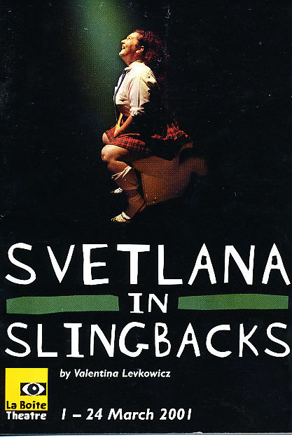 Svetlana in Slingbacks
