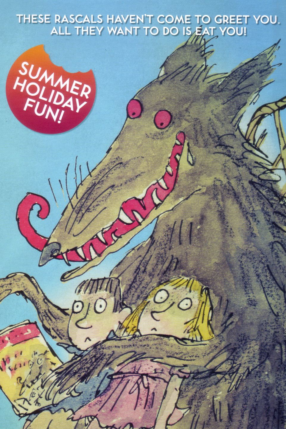 Roald Dahl's Revolting Rhymes & Dirty Beasts